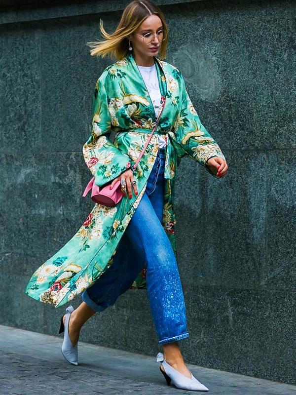 9 Cool Ways to Wear a Kimono