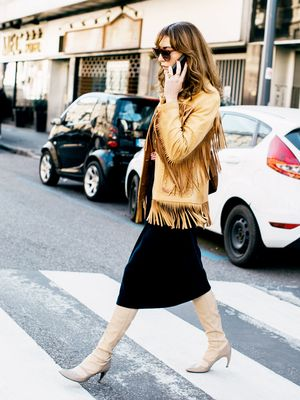 Are Fringed Sleeves the New Statement Sleeves?