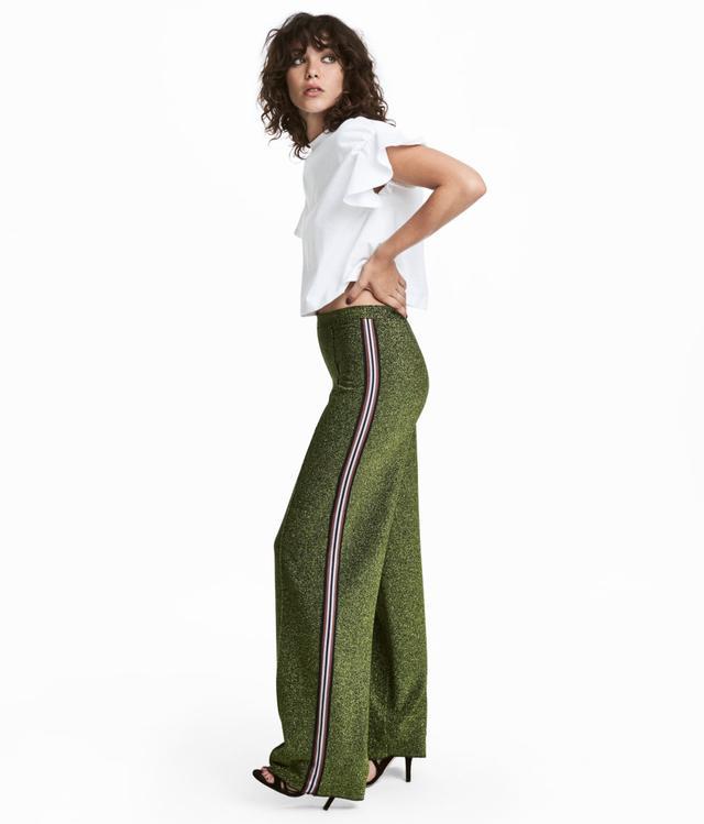 Glittery Pants