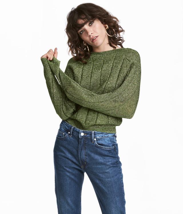 Glittery Sweater