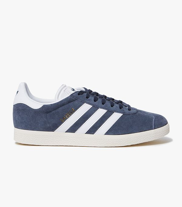 Gazelle in Blue/White/Gold