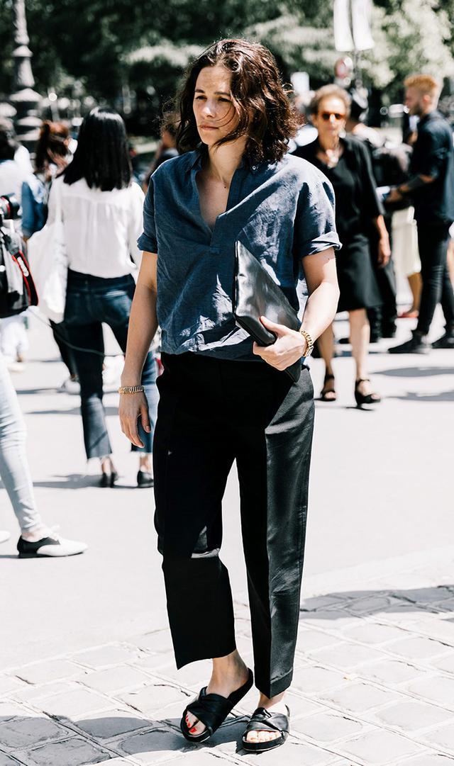 Paris Fashion Week Haute Couture Street Style