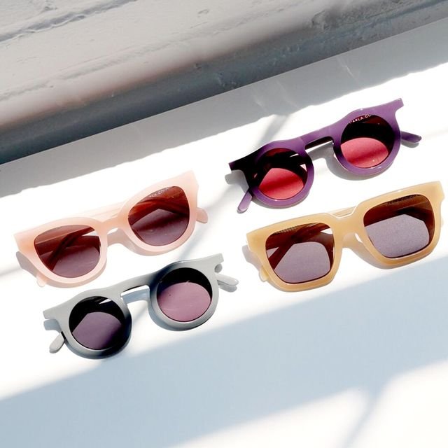 Carla Colour Sunglasses from Lou and Grey
