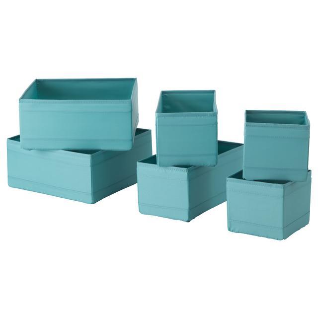 IKEA Skubb Box