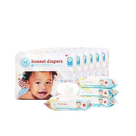 Diapers & Wipes Bundle