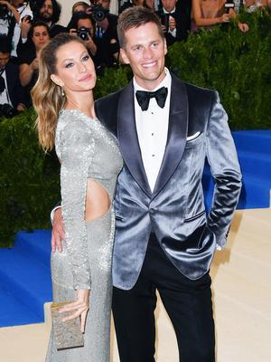 Gisele Bündchen Celebrated Tom Brady's Birthday With the Cutest Photo