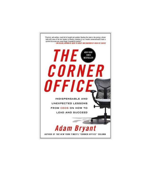 Adam Bryant The Corner Office