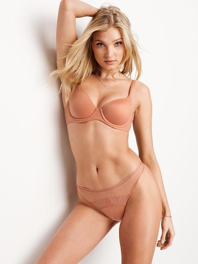 Victoria's Secret Body by Victoria Demi Bra in Sedona Rose