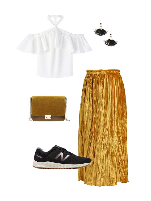 museum day outfit