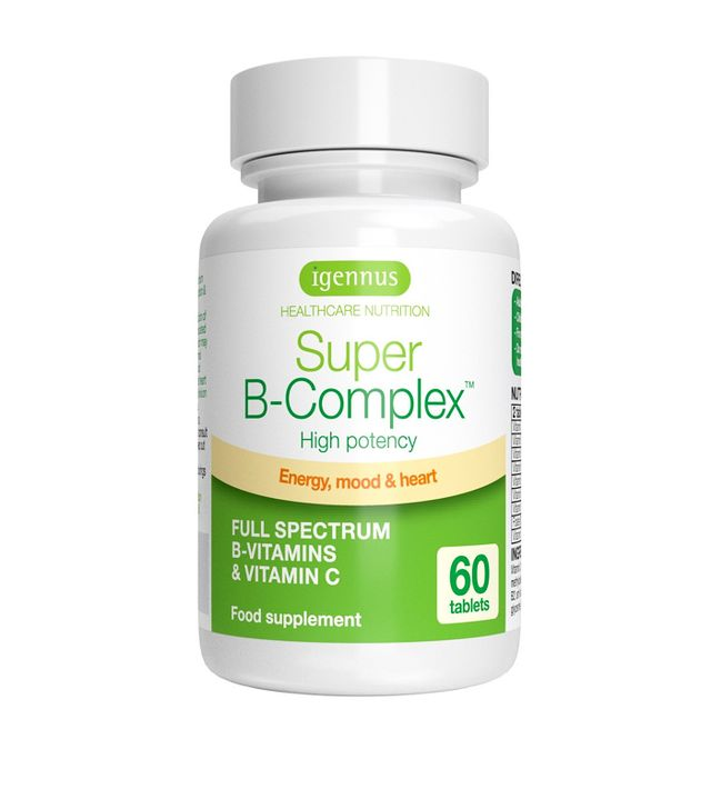 Super B-Complex High Strength B Vitamins & Vitamin C With Folate