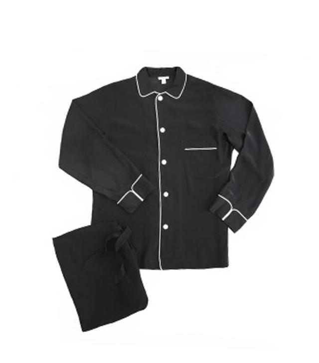Olatz One Pocket Silk Unisex Pajama