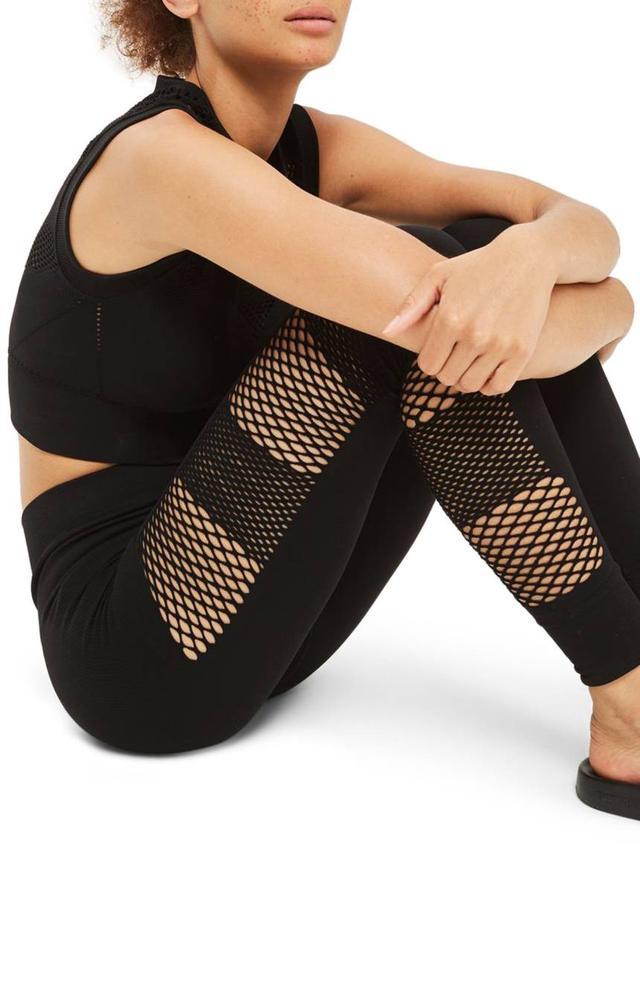 Women's Ivy Park Net Leggings