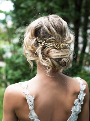 10 Stunning Wedding Hairstyles for Every Length and Texture