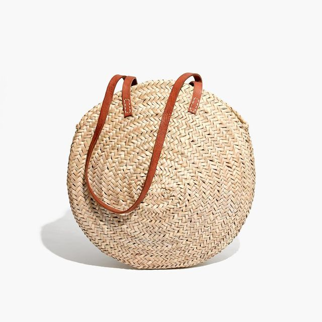 Indigo & Lavender™ Large Lucena Shopper Basket
