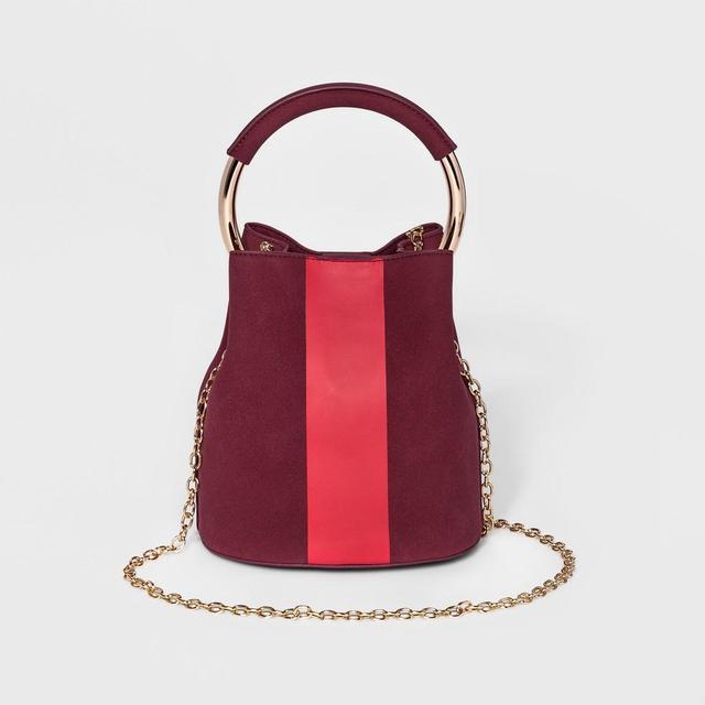 Mini Top Handle Handbag