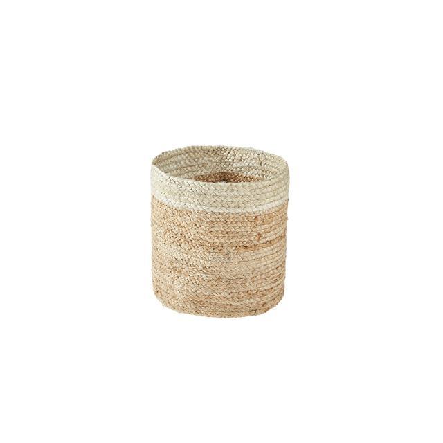 Temple & Webster Equador Natural Storage Basket