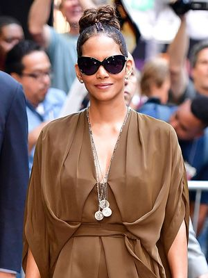 We Love This Jewelry Trend Too, Halle Berry