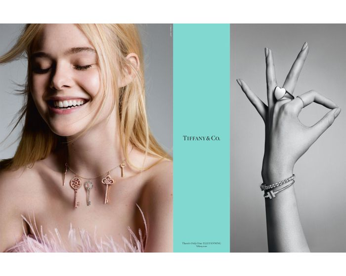 Layering Jewellery to Personalise Tiffany & Co. Autumn 2017