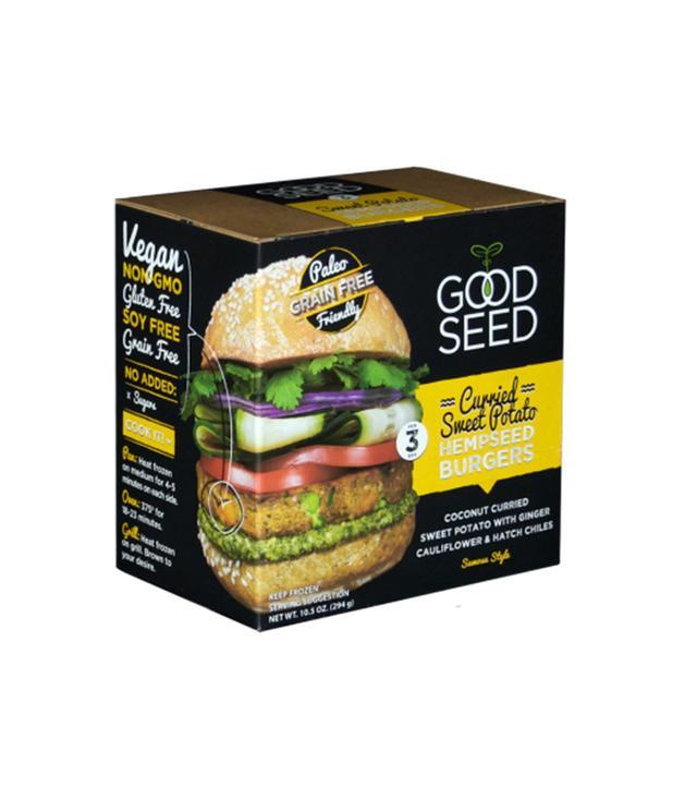 GoodSeed Original Hempseed Burgers