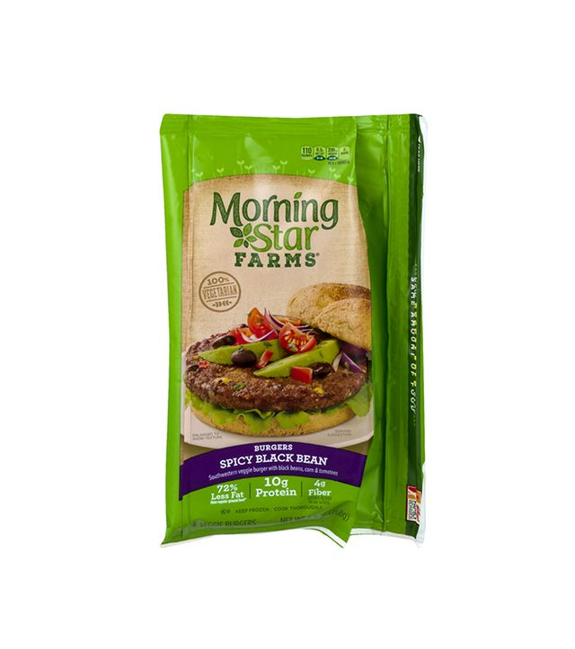 Morningstar Spicy Black Bean Burgers