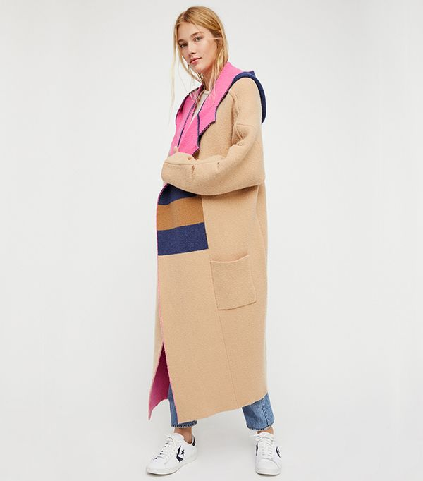 Color Blocked Jacket by Free People
