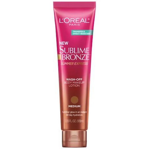 Sublime Bronze Summer Express Body Makeup Lotion