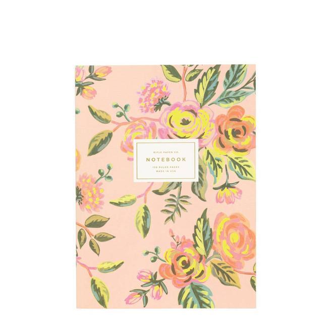 'Jardin De Paris' Ruled Notebook -