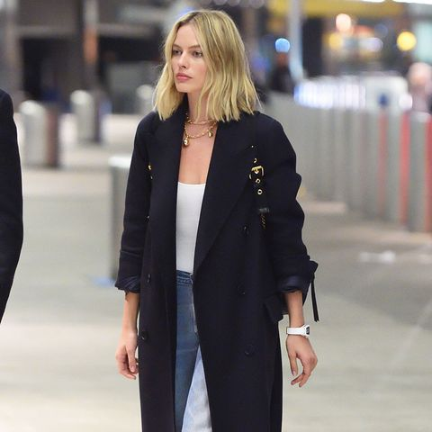 Hey, Margot Robbie, Can We Borrow That Outfit?