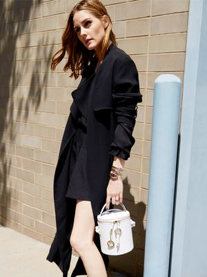 Olivia Palermo Would Wear These Shoes With Her New Bag