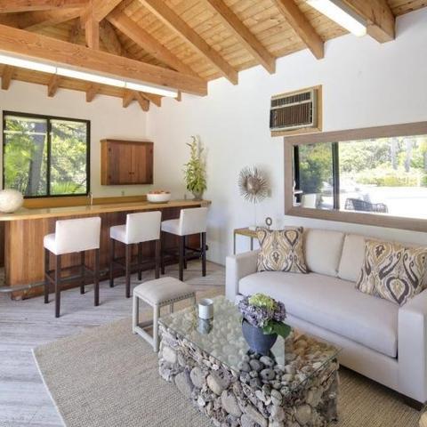 Inside the $18M Estate Where Adam Levine & Behati Prinsloo Will Raise Dusty Rose