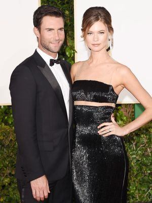 Inside the $18M Estate Where Adam Levine & Behati Prinsloo Will Raise Dusty Rose