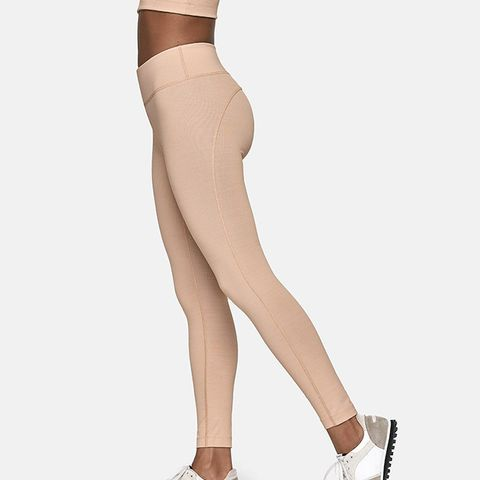 Tech Sweat 3/4 Legging