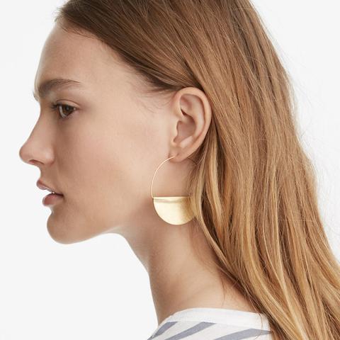 Big Hopp Earrings