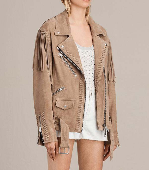 best suede jackets