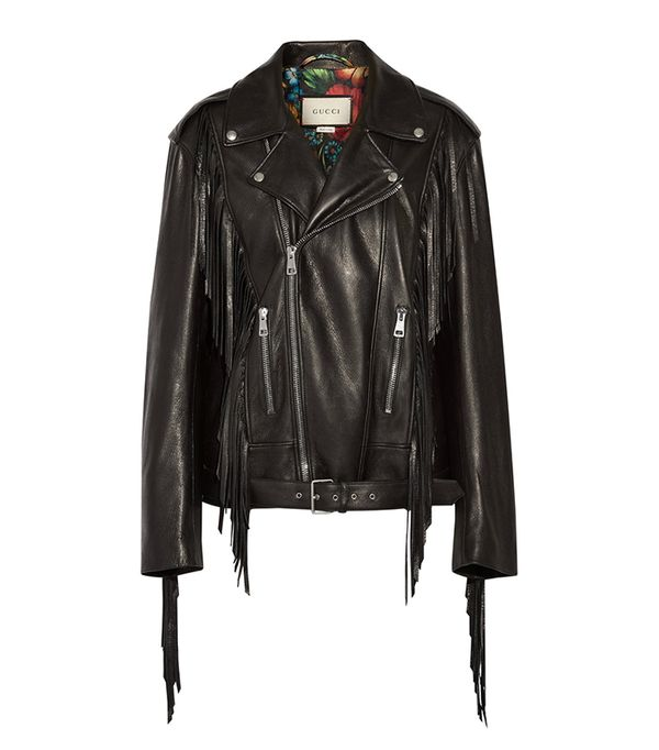 best fringe leather jackets