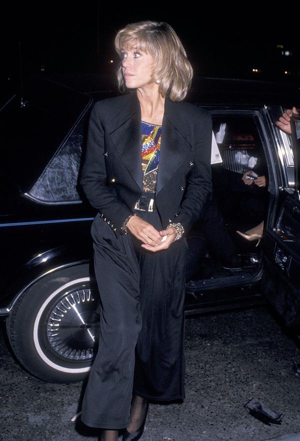 Jane Fonda, 1989