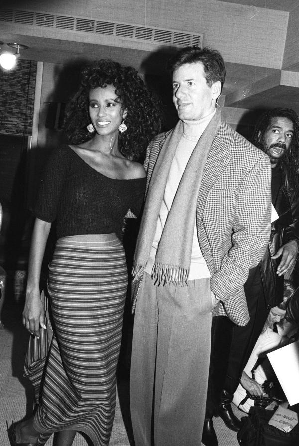 Iman, 1987
