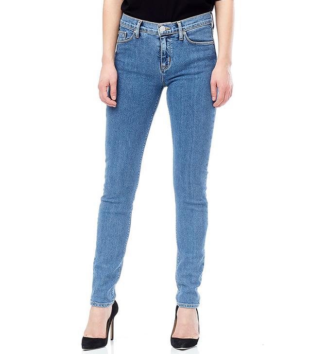 Hudson Nico Midrise Super Skinny Jeans in Rare