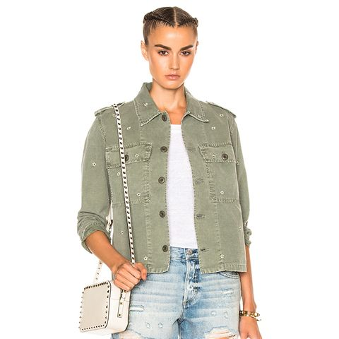 Army Shirt Jacket