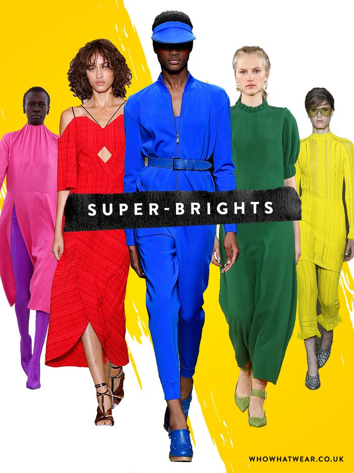 spring summer 2017 fashion trends