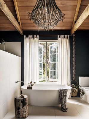 6 Farmhouse Bathroom Designs We've Got Our Eye On