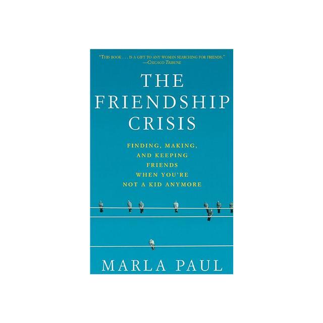 The Friendship Crisis by Mara Paul
