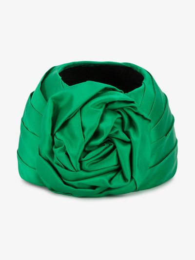 Gucci Green Turban Headband
