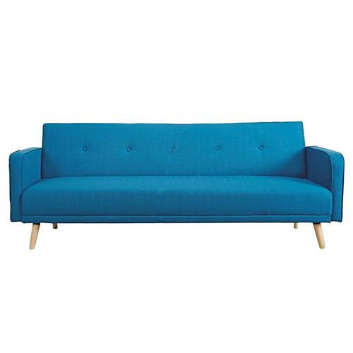 Dover Mason Francina Blue Sofa Bed