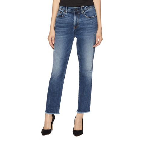 HALE Women's Grace Sweetheart Boyfriend Jean