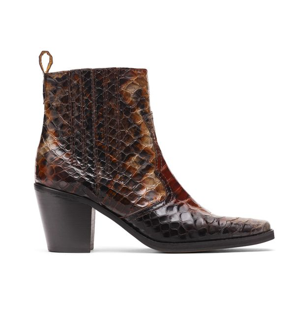 The Best Block Heel Ankle Boots Whowhatwear Uk