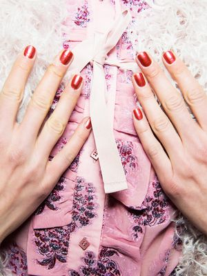 The Gel Mani You Can Do at Your Desk (No, Really)