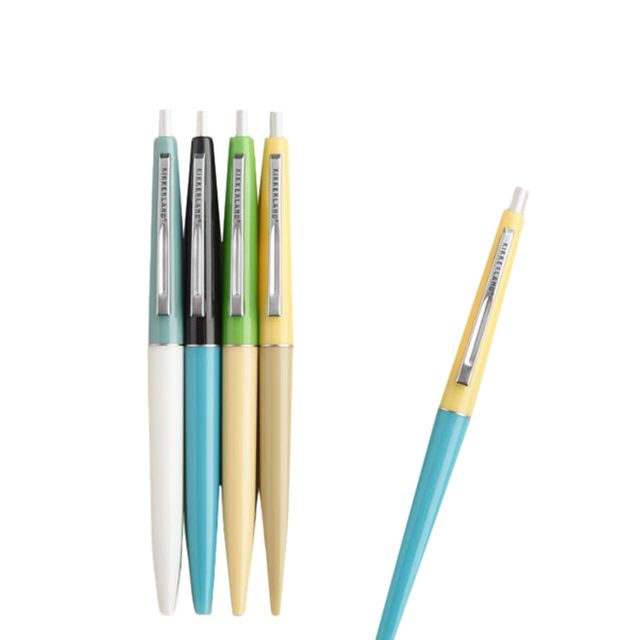 Retro Pens, 5-Pack by World Market