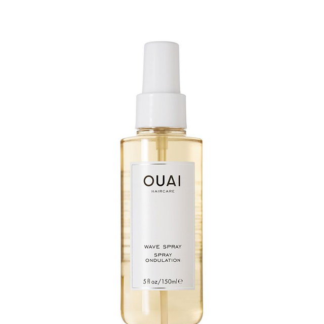 ouai wave spray - best hair products