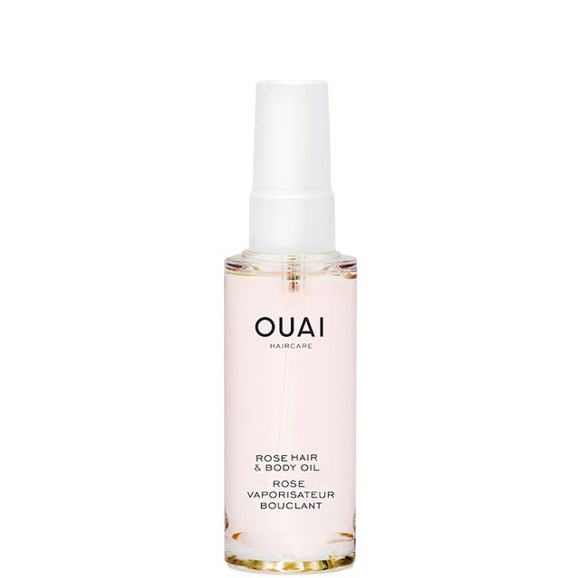Ouai Rose Hair & Body Oil - best hair products